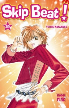 Couverture Skip Beat!, tome 19