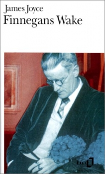 Couverture Finnegans Wake