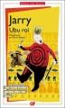 Couverture Ubu roi Editions Flammarion (GF) 2011