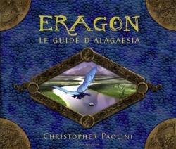 Couverture Eragon : Le guide d'Alagaësia
