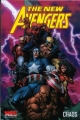 Couverture The New Avengers, tome 1 : Chaos Editions Panini (Marvel Deluxe) 2007