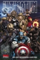 Couverture Ultimatum Editions Panini (Marvel Deluxe) 2010