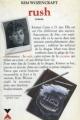 Couverture Rush Editions Fixot 1994