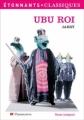 Couverture Ubu roi Editions Flammarion (GF - Etonnants classiques) 2008