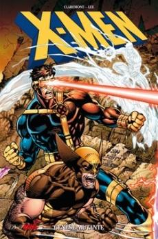 Couverture X-Men : Genèse Mutante