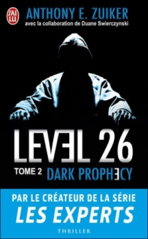 Couverture Level 26, tome 2 : Dark prophecy