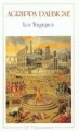 Couverture Les Tragiques Editions Flammarion (GF) 1993