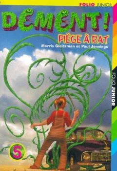 Couverture Dément !, tome 5 : Piège à rat