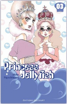 Couverture Princess Jellyfish, tome 03