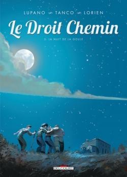 Couverture Le Droit Chemin, tome 2 : La nuit de la goule