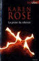 Couverture La proie du silence Editions Harlequin (Best sellers - Thriller) 2011