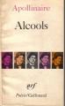 Couverture Alcools Editions Gallimard  (Poésie) 1985
