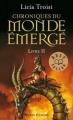 Couverture Chroniques du monde émergé, tome 2 : La mission de Sennar Editions Pocket (Jeunesse - Best seller) 2012