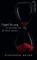 Couverture Twilight, tome hs : L'Appel du sang : La Seconde Vie de Bree Tanner Editions Hachette (Black moon) 2010