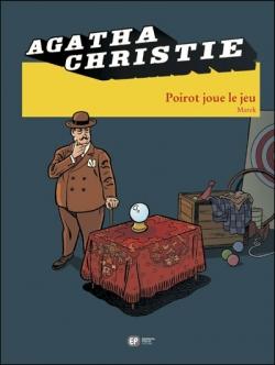 Couverture Poirot joue le jeu (BD)