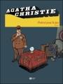 Couverture Poirot joue le jeu (BD) Editions Emmanuel Proust (Agatha Christie) 2011