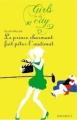 Couverture Le Prince charmant fait péter l'audimat Editions Marabout (Girls in the city) 2008