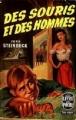 Couverture Des souris et des hommes Editions Le Livre de Poche 1964