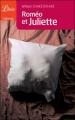 Couverture Roméo et Juliette Editions Librio (Théâtre) 2009