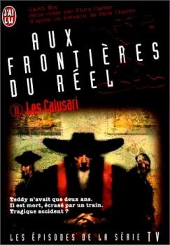Couverture X-Files : Aux frontières du réel, tome 11 : Les Calusari