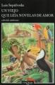 Couverture Le vieux qui lisait des romans d'amour Editions Tusquets 2007