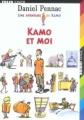 Couverture Kamo, tome 2 : Kamo et moi Editions Folio  (Junior) 1992
