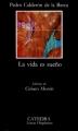 Couverture La vie est un songe Editions Catedra 1991