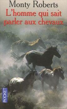 Couverture L'homme qui sait parler aux chevaux