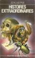 Couverture Histoires extraordinaires Editions Sogemo (Les Grands Auteurs) 1988