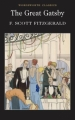 Couverture Gatsby le magnifique / Gatsby Editions Wordsworth (Classics) 1992
