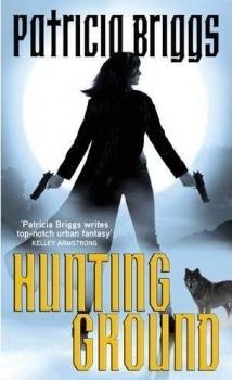 Couverture Alpha & Omega, tome 2 : Terrain de chasse