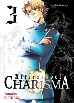 Couverture Afterschool Charisma, tome 03