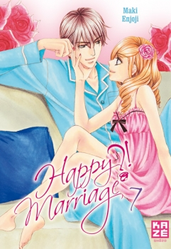 Couverture Happy Marriage!?, tome 07