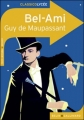 Couverture Bel-Ami Editions Belin / Gallimard (Classico - Lycée) 2009