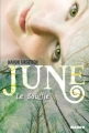 Couverture June, tome 1 : Le Souffle Editions Mango 2012