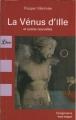 Couverture La Vénus d'Ille et autres nouvelles Editions Librio (Imaginaire) 2008