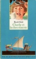 Couverture Charlie et la chocolaterie Editions Folio  (Junior - Edition spéciale) 1987