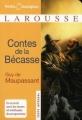Couverture Contes de la bécasse Editions Larousse (Petits classiques) 2008