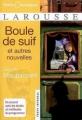 Couverture Boule de Suif et autres nouvelles Editions Larousse (Petits classiques) 2007