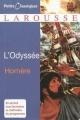 Couverture L'Odyssée, abrégée Editions Larousse (Petits classiques) 2009