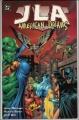 Couverture JLA, book 02 : American Dreams Editions DC Comics 1997