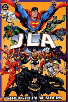 Couverture JLA, book 04 : Strength in Numbers