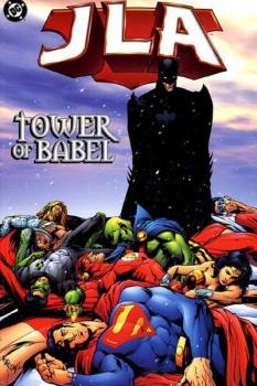 Couverture JLA, book 07 : Tower of Babel