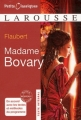 Couverture Madame Bovary Editions Larousse (Petits classiques) 2011