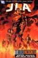 Couverture JLA, book 09 : Terror Incognita Editions DC Comics 2002