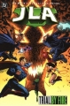 Couverture JLA, book 14 : Trial by Fire Editions DC Comics 2004