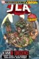 Couverture JLA, book 18 : Crisis of Conscience Editions DC Comics 2006