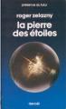 Couverture La Pierre des étoiles Editions Denoël (Présence du futur) 1977