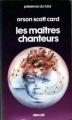 Couverture Les Maîtres Chanteurs Editions Denoël (Présence du futur) 1982