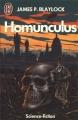 Couverture Homunculus Editions J'ai Lu (Science-fiction) 1991
